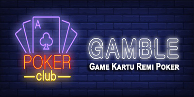 Game Kartu Remi Poker